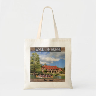 Waldemar Dining Hall Tote Tote Bags