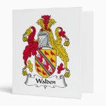 Walden Family Crest Binder