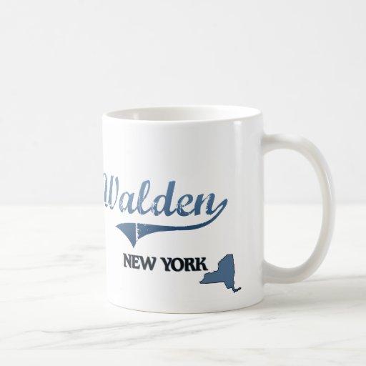 Walden New York City Classic Coffee Mug