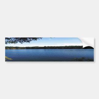 Walden Pond Bumper Sticker