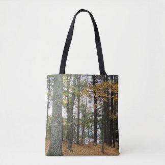 Walden Pond Tote Bag