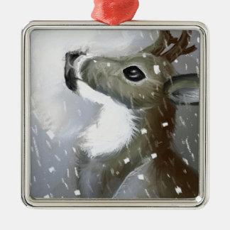 Walden Ward Artwork :Morgana Weeks Metal Ornament