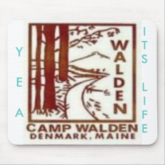 walden YEA ITSLIFE Mouse Pads