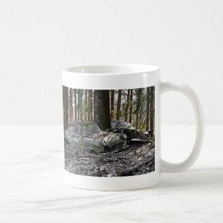 Waldfriedhof Classic White Coffee Mug