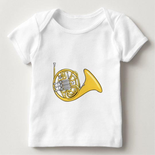 Waldhorn french horn baby T-Shirt