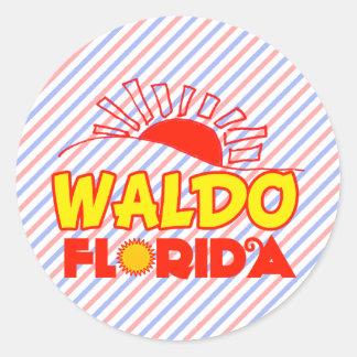 Waldo, Florida Stickers