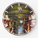 Waldo Grain Company Feed Store Kansas City Round Clocks