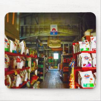 Waldo Grain Company Feed Store Kansas City Mouse Pad