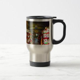 Waldo Grain Company Feed Store Kansas City 15 Oz Stainless Steel Travel Mug