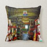 Waldo Grain Company Feed Store Kansas City Pillows