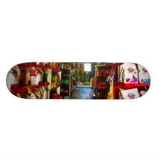 Waldo Grain Company Feed Store Kansas City Skate Board Deck