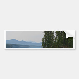 Waldo Lake, Oregon Bumper Sticker