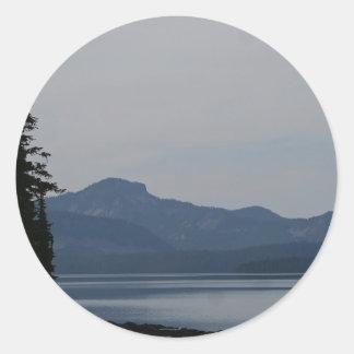 Waldo Lake, Oregon Sticker