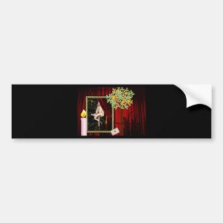 Waldolala ballet bumper sticker