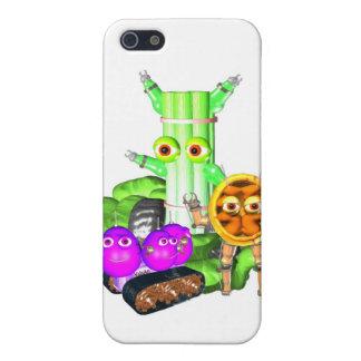 Waldorf Robots iPhone 5 Case