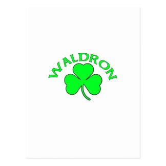 Waldron Postcard