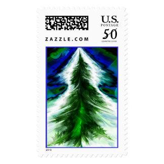 Waldweihnacht Postage