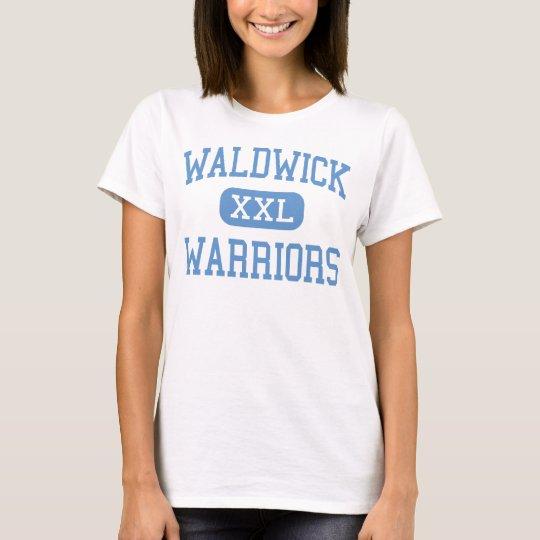 Waldwick - Warriors - High - Waldwick New Jersey T-Shirt