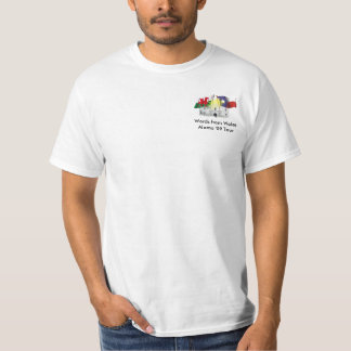 Wales Almao 2009 T-Shirt