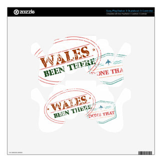 Wales Been There Done That Skin For PS3 Controller