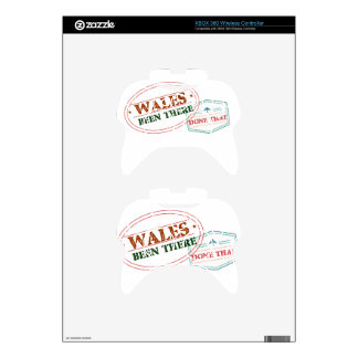 Wales Been There Done That Xbox 360 Controller Skins