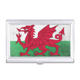 Wales Business Card Case