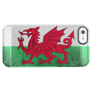 Wales Clear iPhone SE/5/5s Case