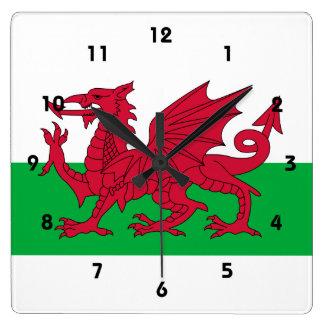 wales clocks