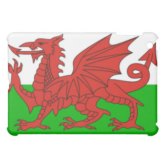 wales country dragon flag welsh british iPad mini cover
