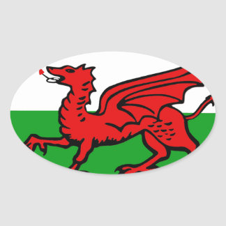 Wales Dragons stickers