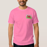 Wales Embroidered T-Shirt