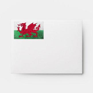 Wales Envelope