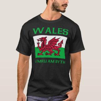Wales Flag 2 T-Shirt