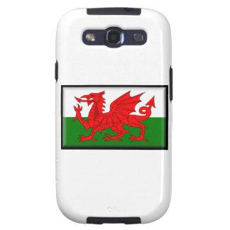 Wales Flag Galaxy SIII Cover