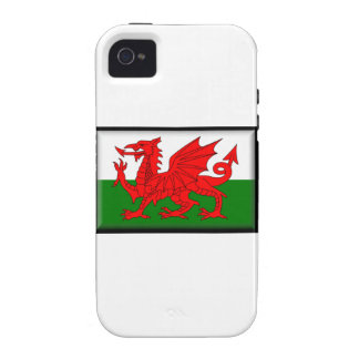 Wales Flag iPhone 4/4S Cover