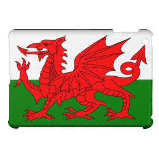 Wales Flag iPad Mini Cases