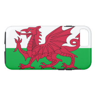Wales flag iPhone 7 case