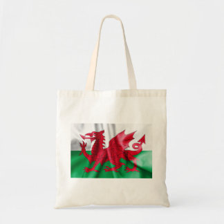 Wales Flag Tote Bag