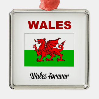 Wales Forever Ornament
