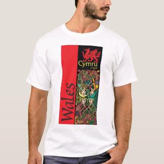 Wales Four Druids T-Shirt
