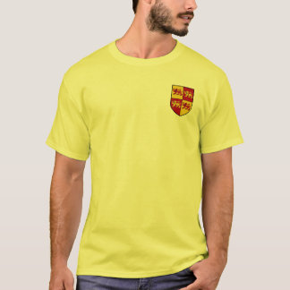 Wales Four Lions Coat of Arms Shirt