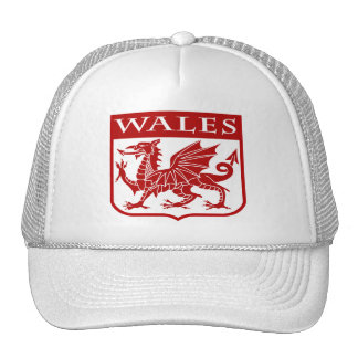 Wales Hats