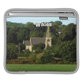 Wales Sleeves For iPads