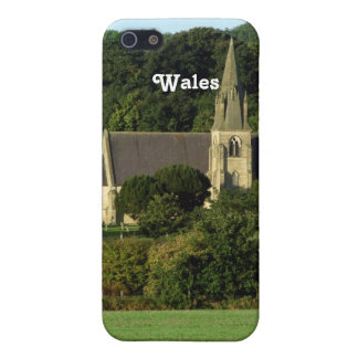 Wales iPhone 5 Cover