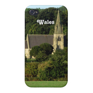 Wales Covers For iPhone 4