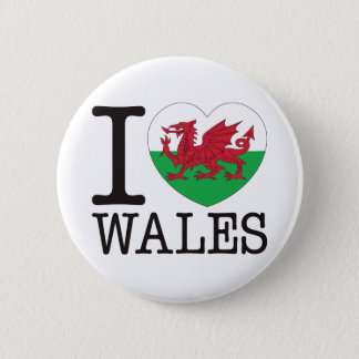 Wales Love v2 Button
