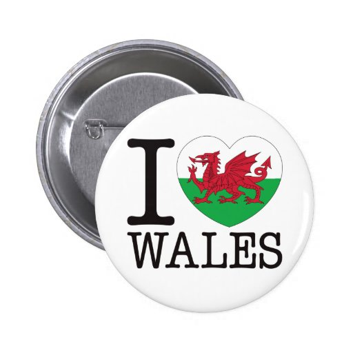Wales Love v2 Buttons
