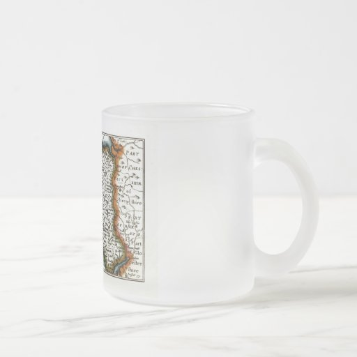 Wales Map and/or Flag Coffee Mugs