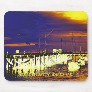 WALES MOUSE PAD