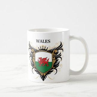 Wales personalize mugs
